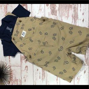 Carters BabyBoy Lion Safari Outfit